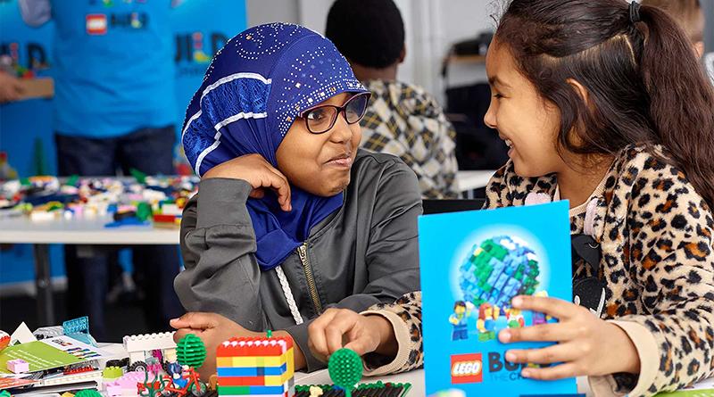 LEGO Build The Change