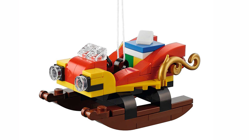LEGO Build To Give Sleigh Featured