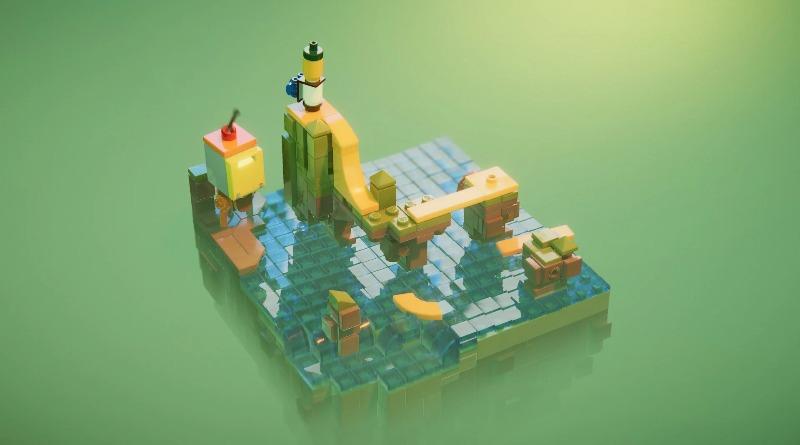 LEGO Builders Journey 1