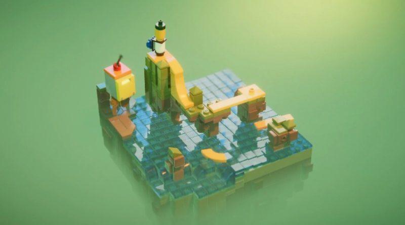 LEGO Builders Journey FI