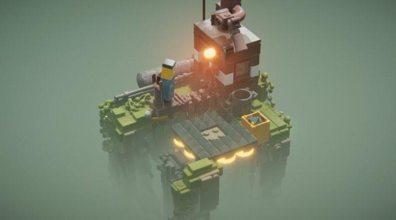 LEGO Builders Journey Screenshot featured