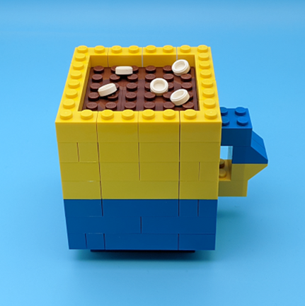 LEGO Bygge Hygge Hot Chocolate