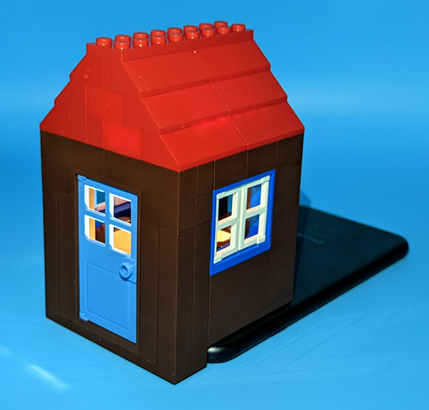 LEGO Bygge Hygge House