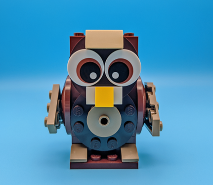 LEGO Bygge Hygge Owl