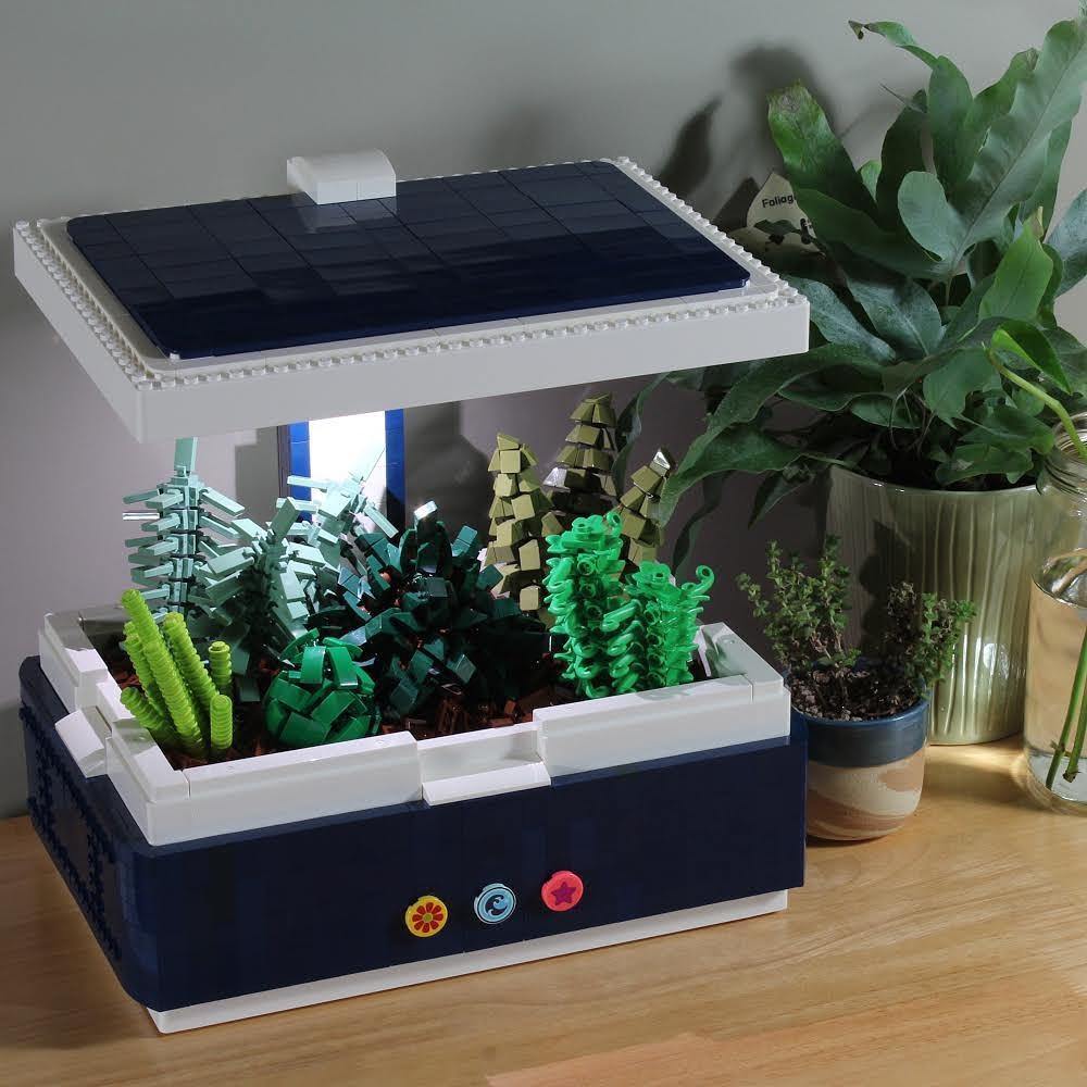 LEGO Bygglek Planter