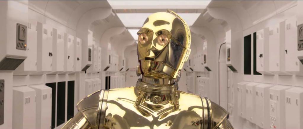 LEGO C 3PO