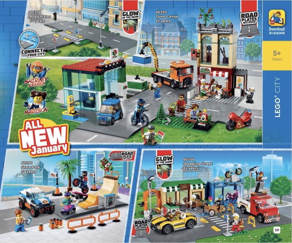 LEGO CITY 2021 Catalogue 2