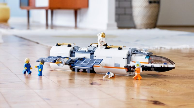 LEGO CITY 60227 Lunar Space Station featured
