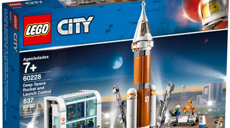 LEGO CITY 60228 Featured