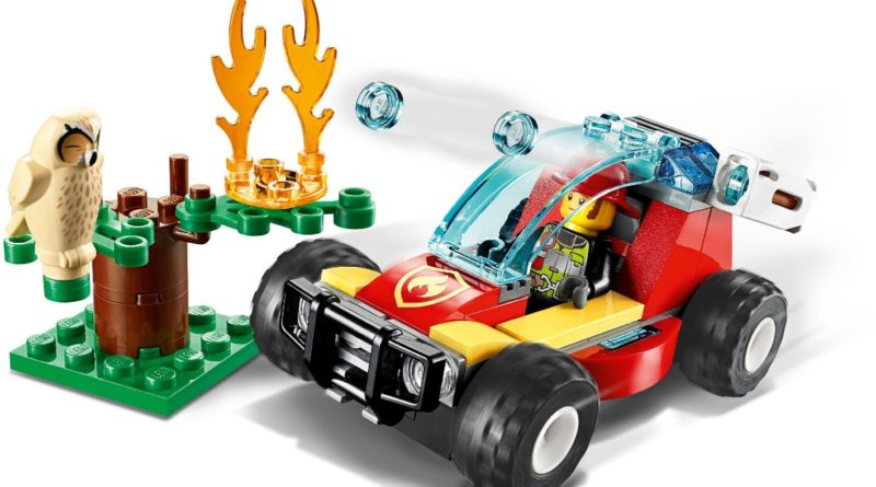 LEGO CITY 60247 Forest Fire featured