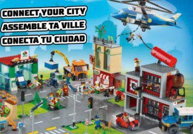 LEGO CITY 60278 Crooks' Hideout revealed