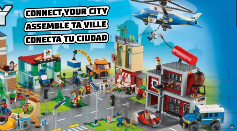 LEGO CITY 60278 Crooks Hideout Featured