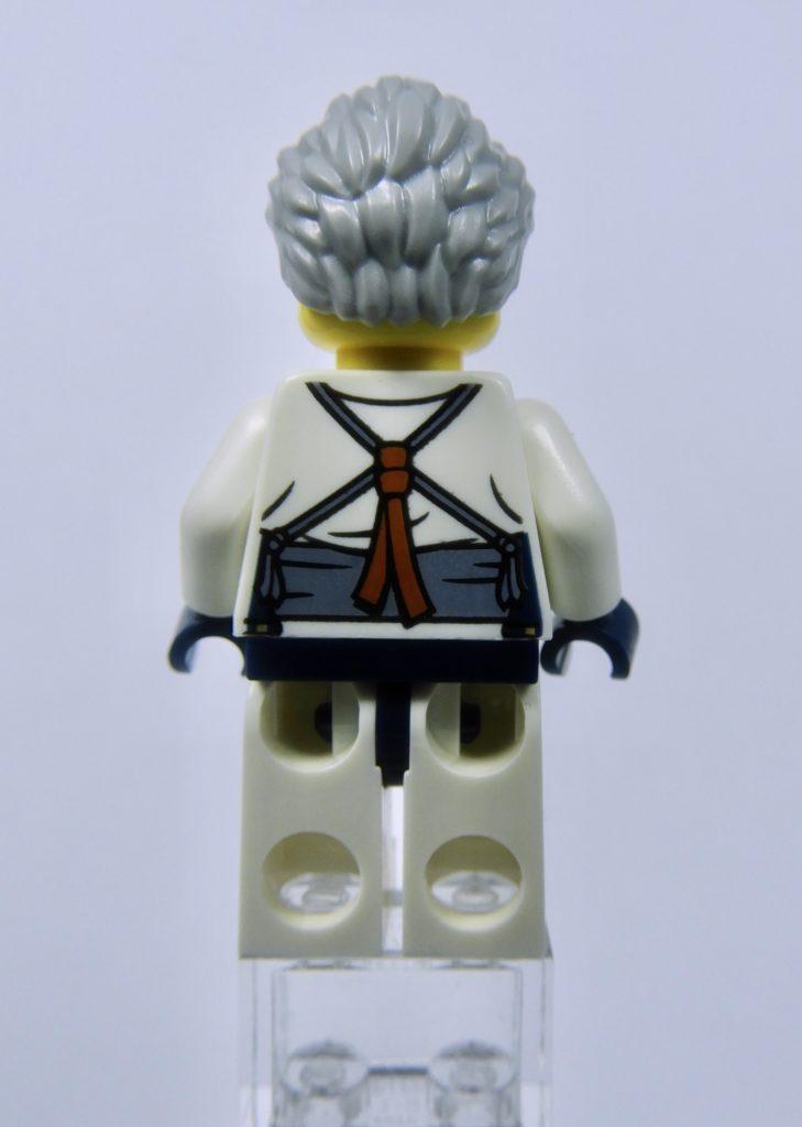 LEGO CITY 60292 Town Center Minifigure Kendo Back