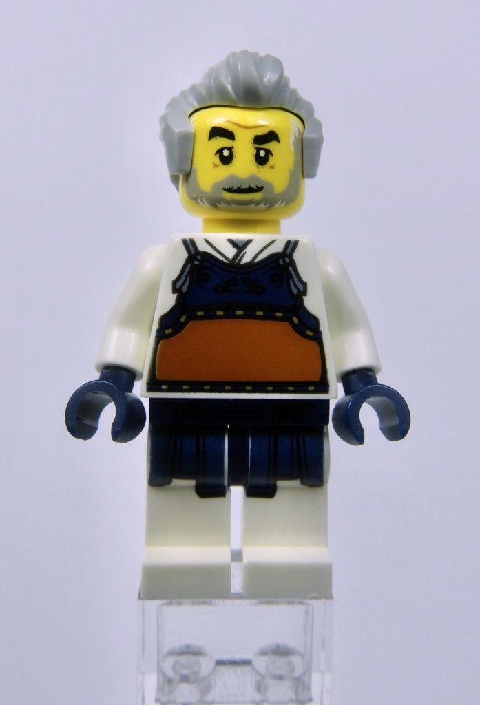 LEGO CITY 60292 Town Center Minifigure Kendo Front