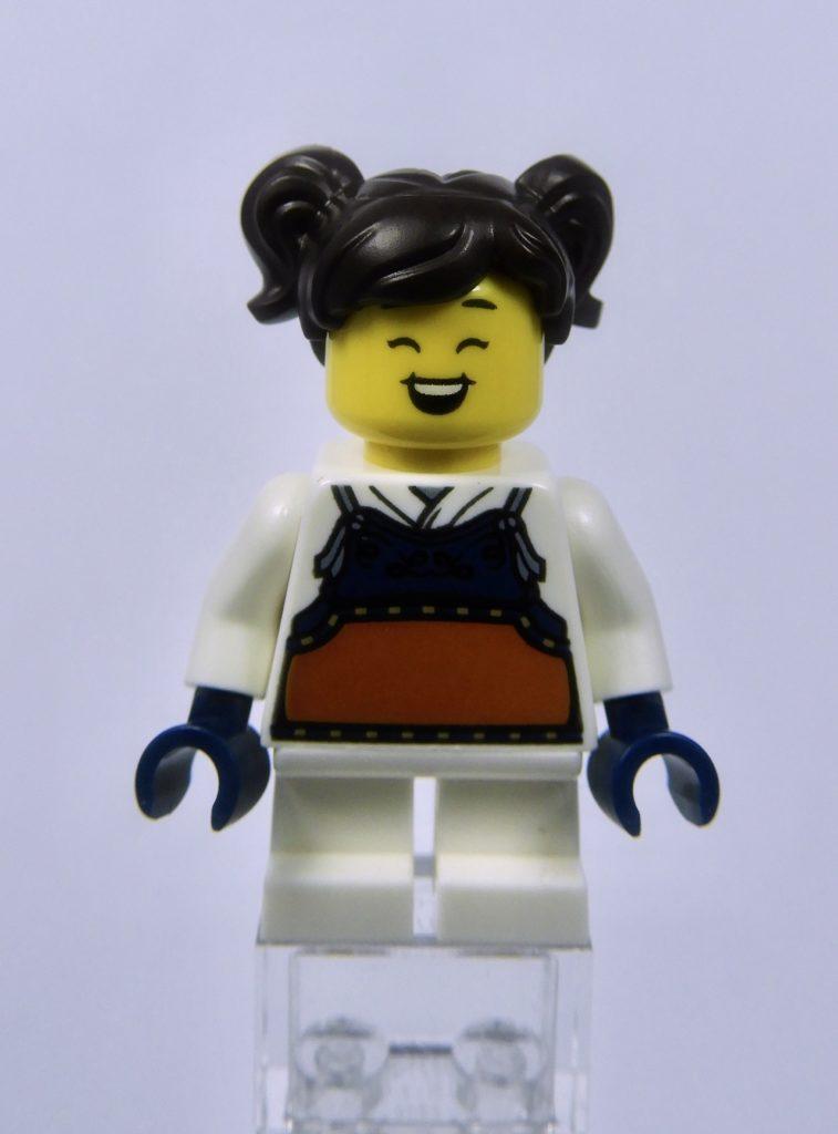 LEGO CITY 60292 Town Center Minifigure Madison Front Alt