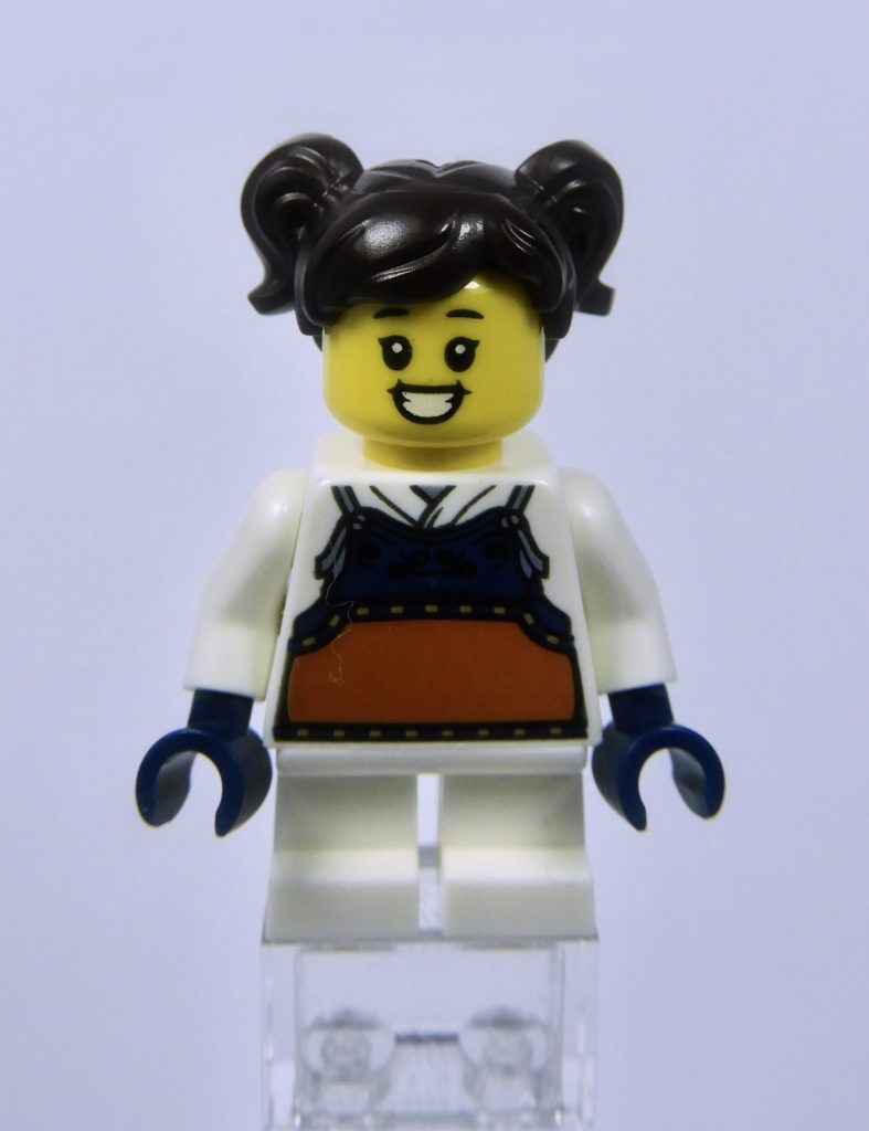 LEGO CITY 60292 Town Center Minifigure Madison Front