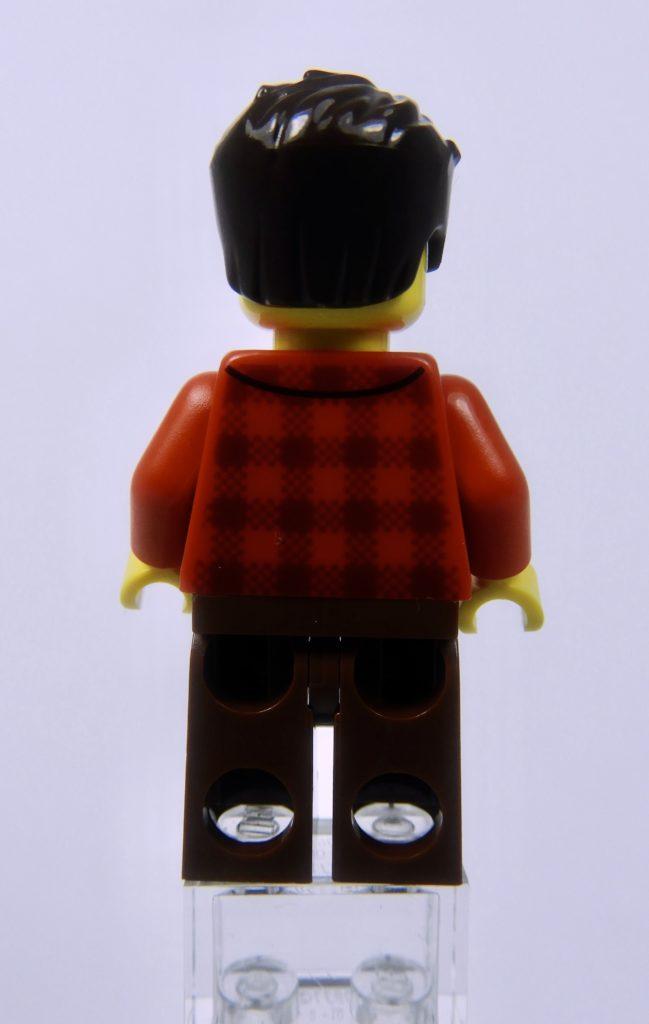 LEGO CITY 60292 Town Center Minifigure Man Back