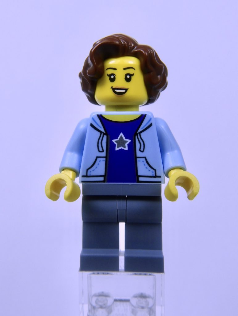 LEGO CITY 60292 Town Center Minifigure Mother Front
