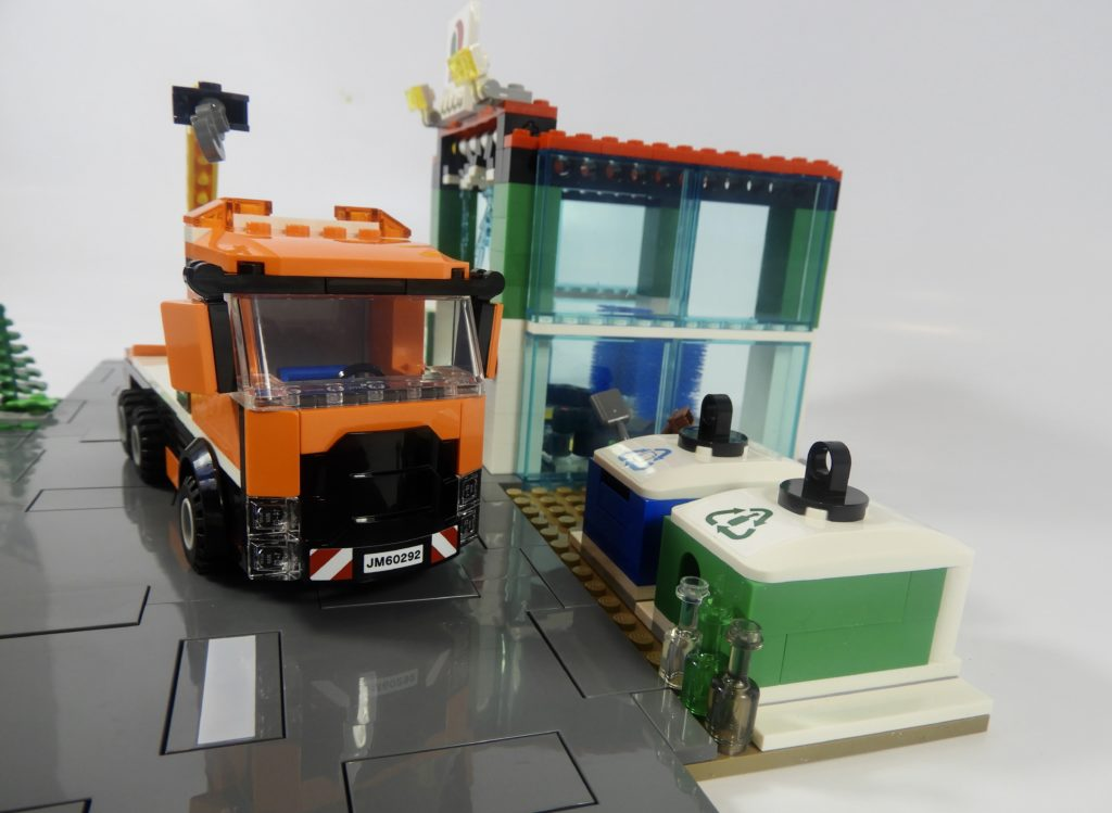 LEGO CITY 60292 Town Center review 11
