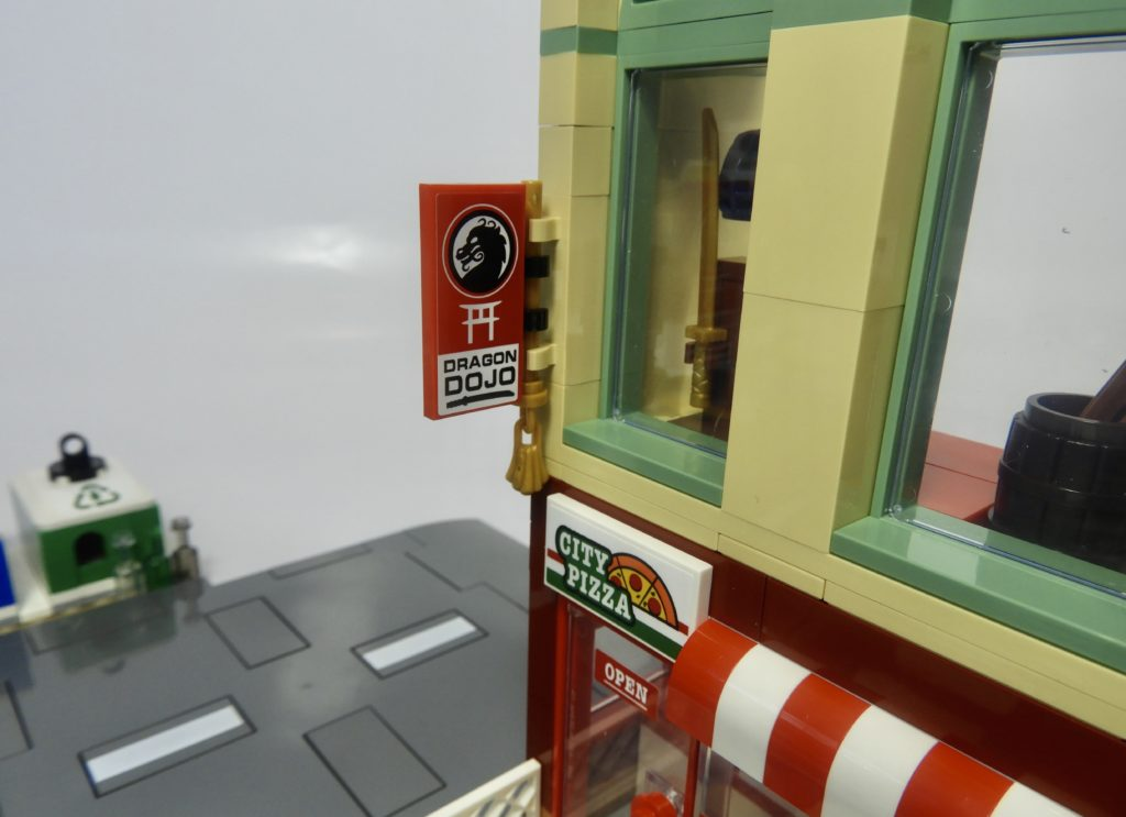 LEGO CITY 60292 Town Center review 12