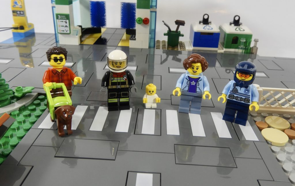 LEGO CITY 60292 Town Center review 4