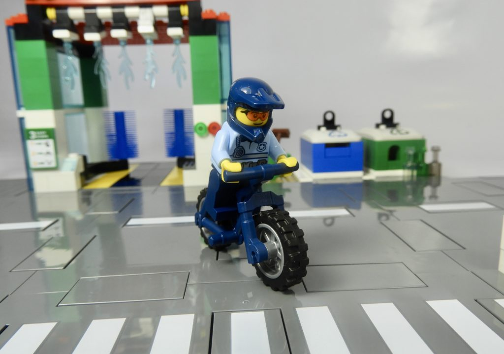 LEGO CITY 60292 Town Center review 7