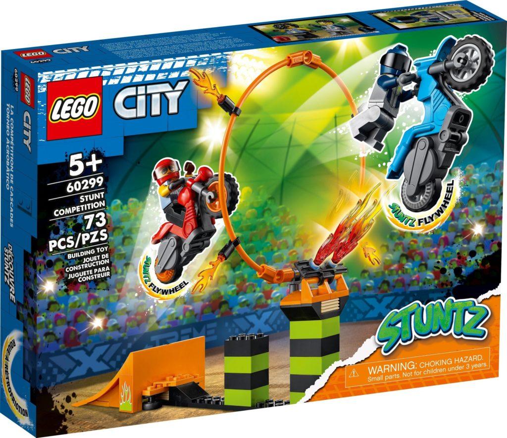 Lego CITY 60299 တန့်ပြိုင်ပွဲ