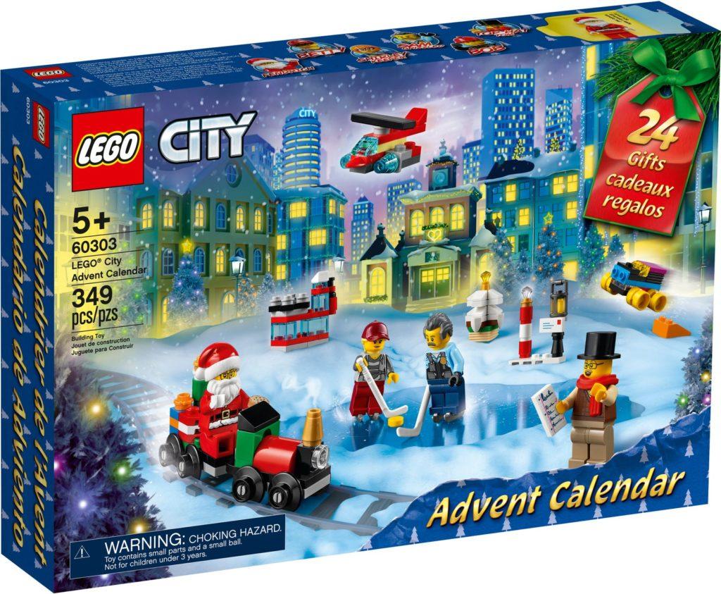LEGO CITY 60303 CITY Advent Calendar 1