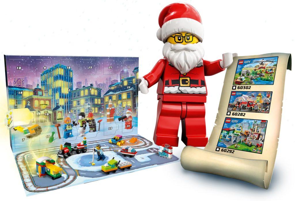 LEGO CITY 60303 CITY Advent Calendar 3