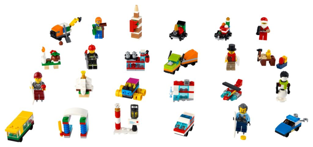 LEGO CITY 60303 CITY Advent Calendar 7