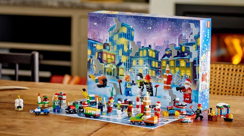 LEGO CITY 60303 CITY Advent Calendar Featured