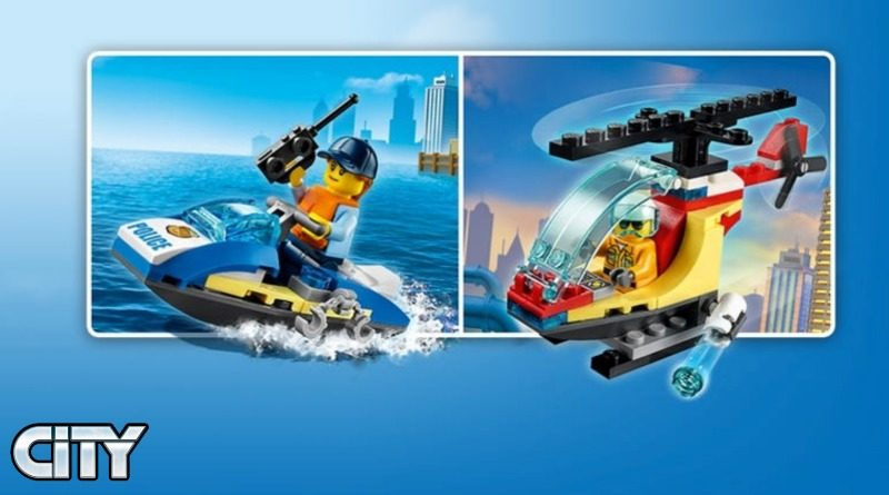 LEGO CITY January 2021 Promos Featured 800x445