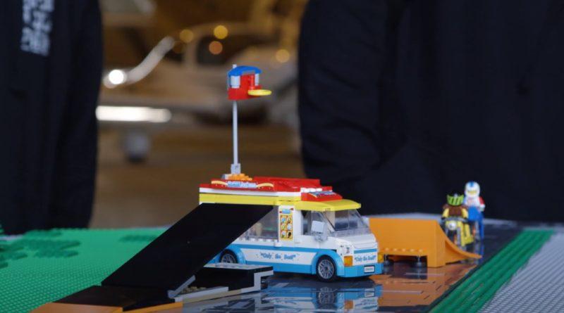 LEGO CITY Stuntz real life featured