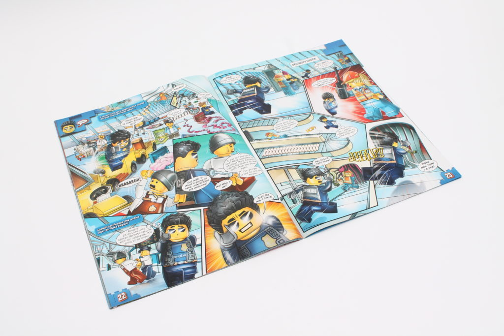 LEGO CITY Magazine Issue 33 07