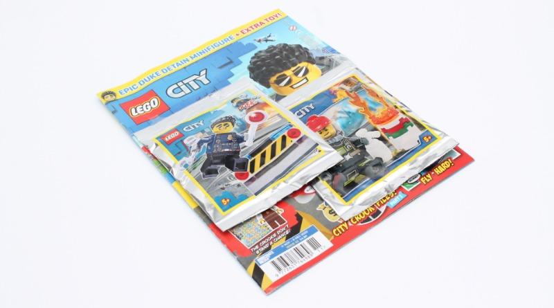 LEGO CITY Magazine Issue 33 Featured