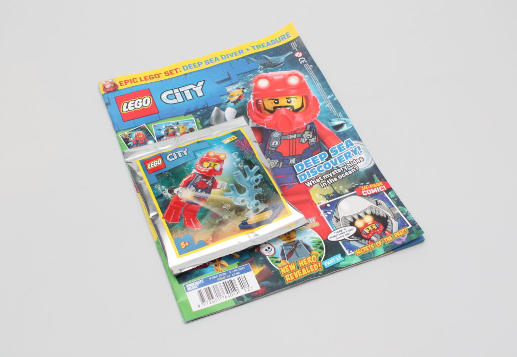 LEGO CITY Magazine Issue 34 1
