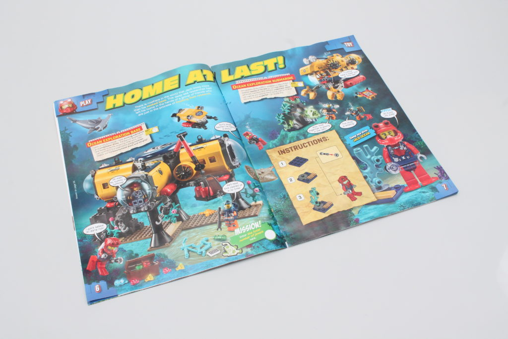 LEGO CITY Magazine Issue 34 2