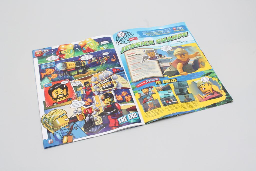 LEGO CITY Magazine Issue 34 4