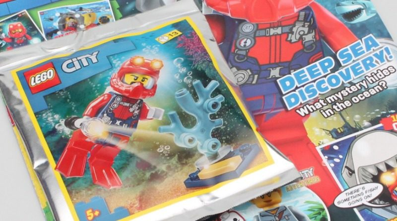 LEGO CITY Magazine Issue 34 Featured 800x445