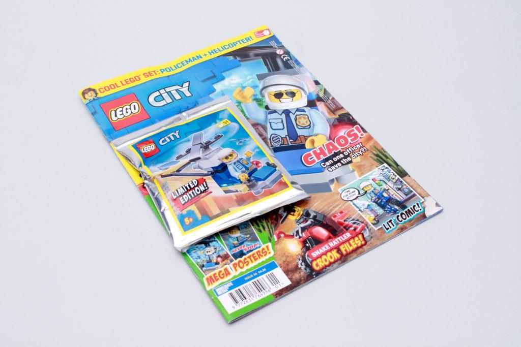 LEGO CITY magazine Issue 35 1