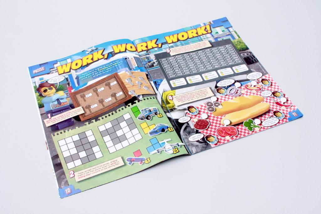 LEGO CITY magazine Issue 35 2
