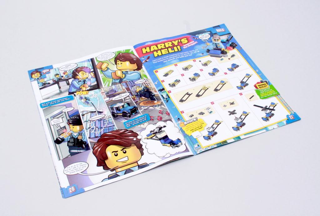 LEGO CITY magazine Issue 35 4