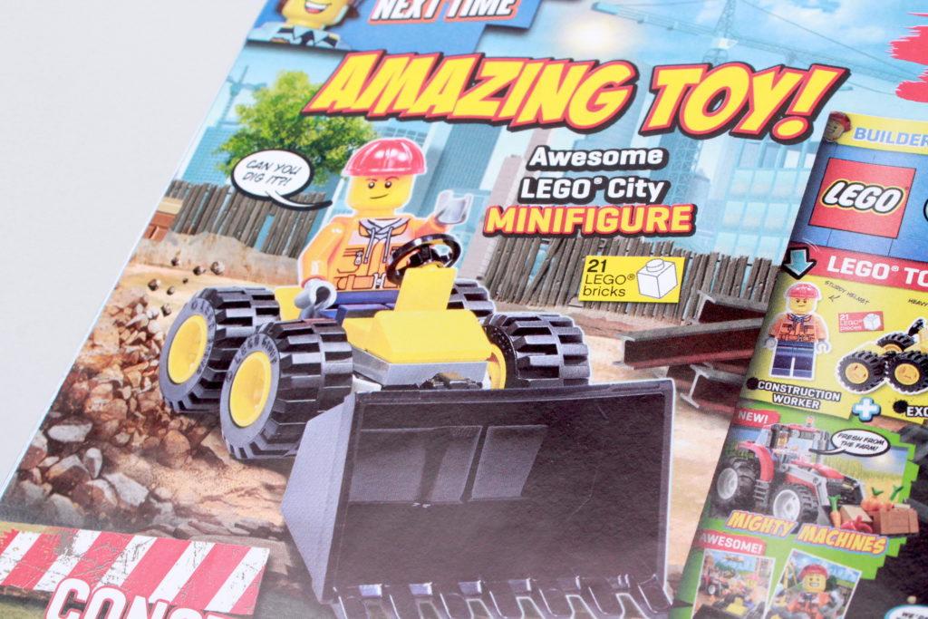 LEGO CITY magazine Issue 35 7