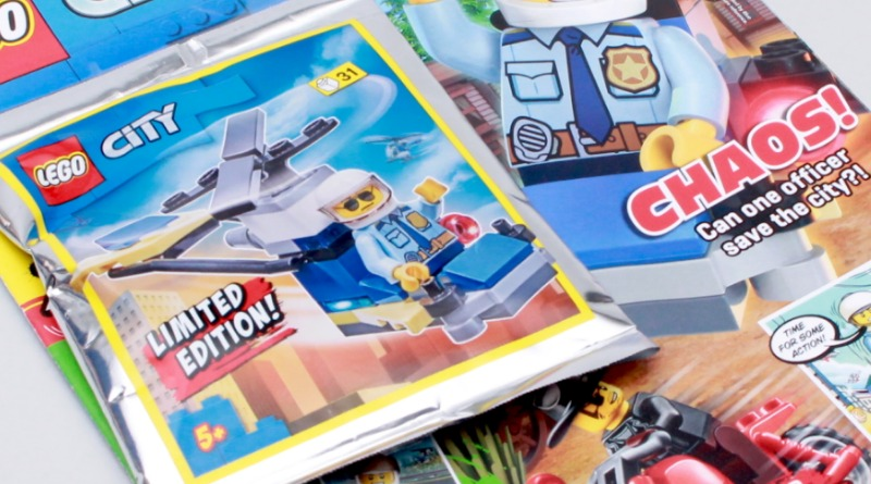 LEGO CITY Magazine Issue 35 Featured 1