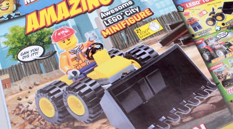 LEGO CITY Magazine Issue 35 Featured 2