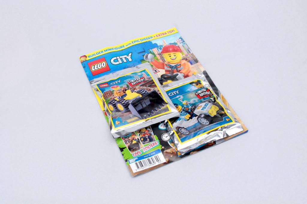 LEGO CITY magazine Issue 36 1