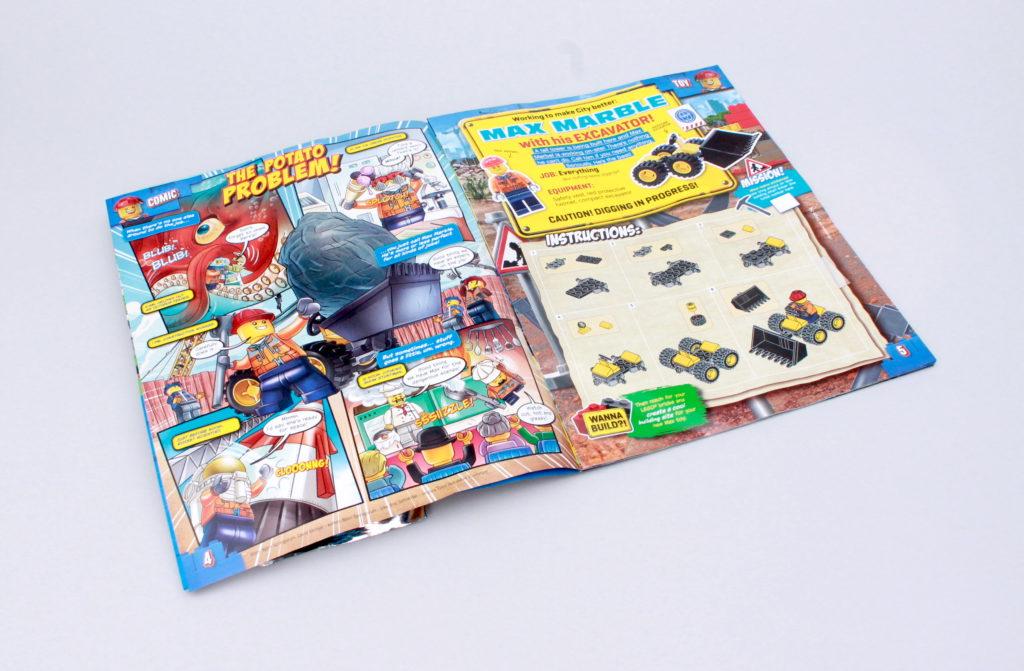 LEGO CITY magazine Issue 36 2