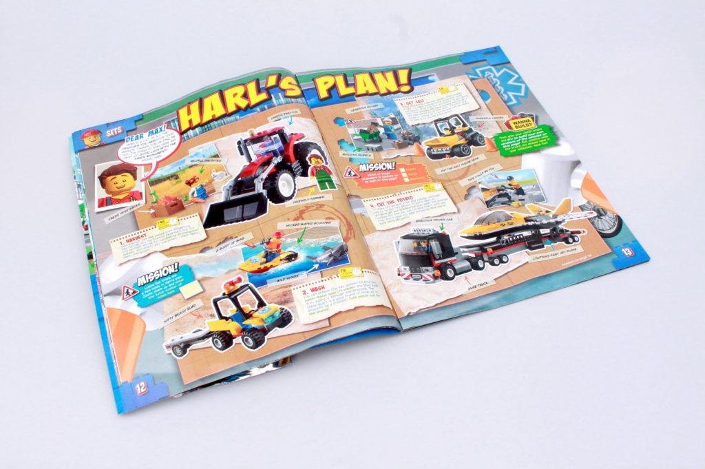 LEGO CITY magazine Issue 36 3