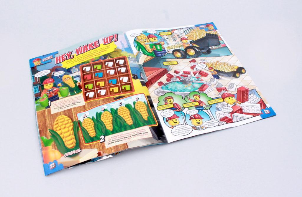 LEGO CITY magazine Issue 36 4