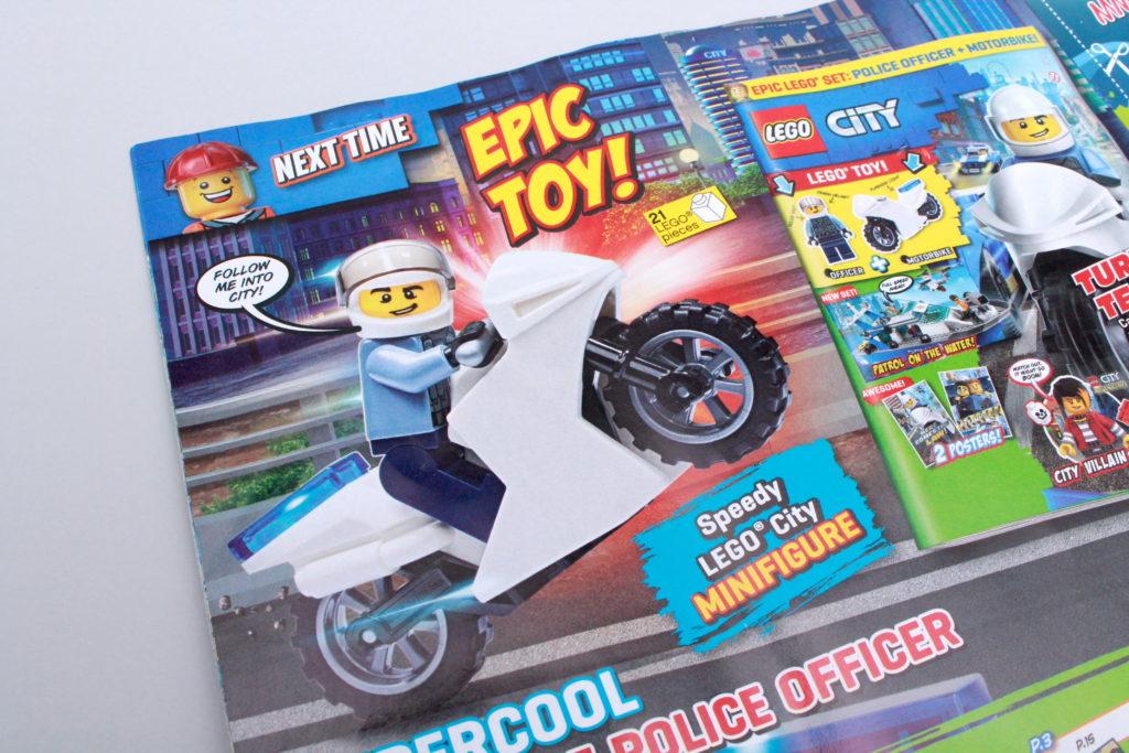 LEGO CITY magazine Issue 36 7